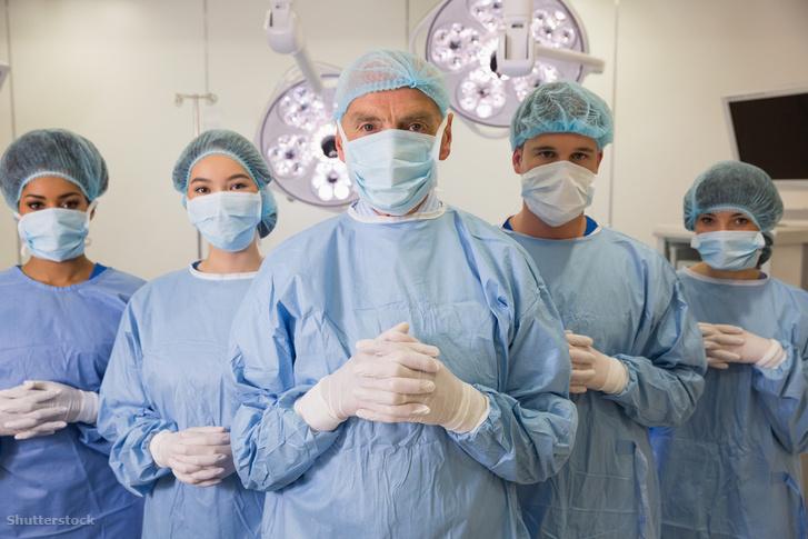 Akik a legtöbbet fizetnek: orvostanhallgatók