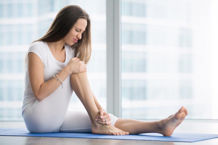 zsibbadás lábfájdalom ízület