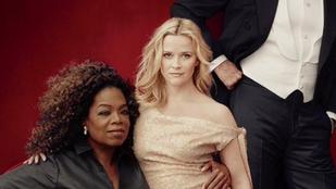 Reese Witherspoonnak három lába, Oprah Winfrey-nek három keze lett egy elfuserált címlapfotón