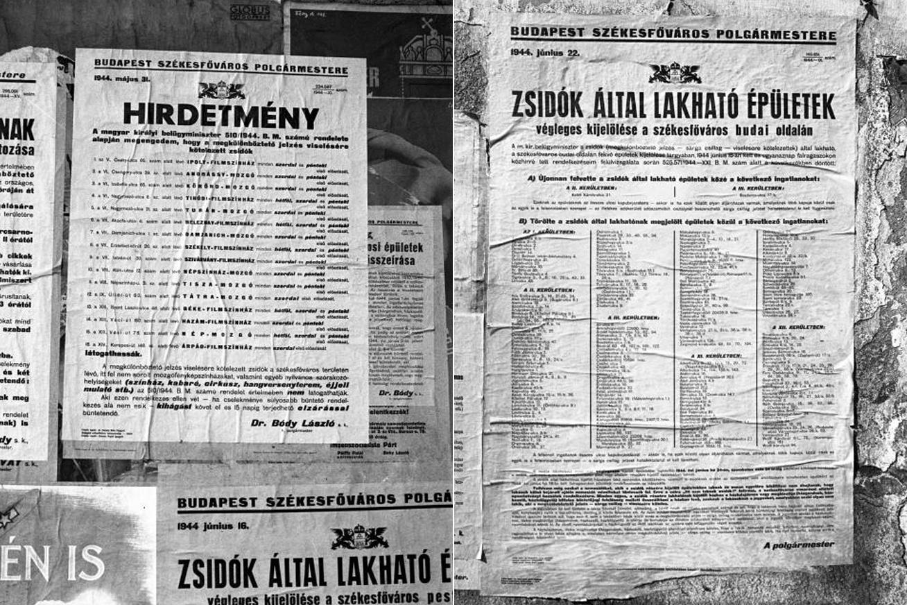 holokauszt plakátok cover