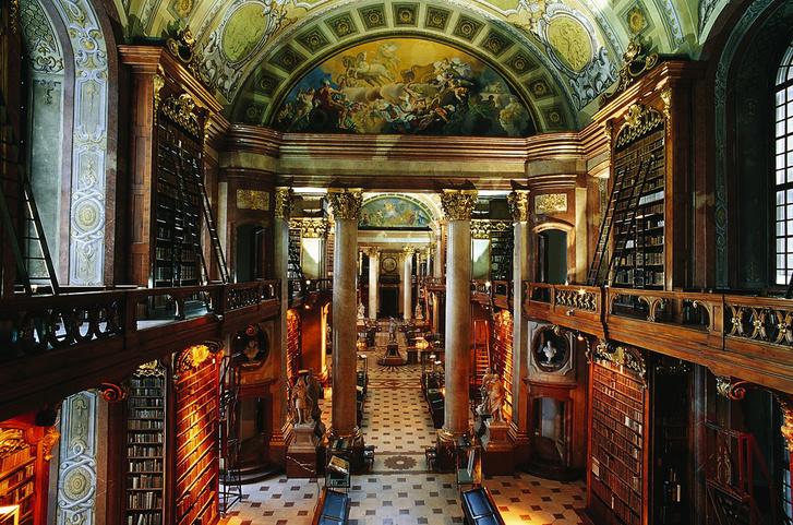 Osztrák Nemzeti Könyvtár