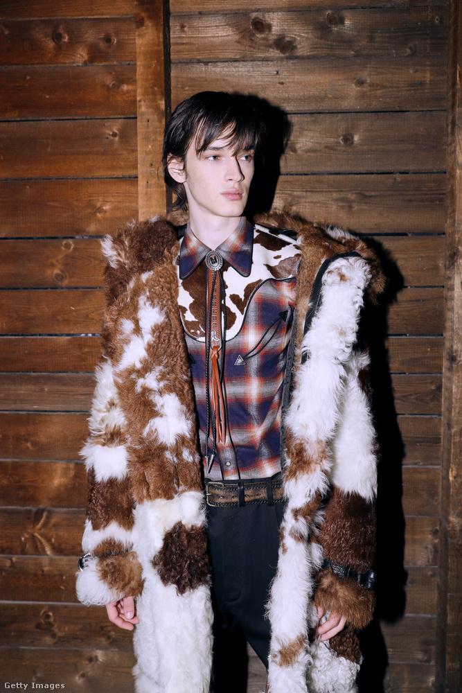 Cowboynak öltöznek a pasik  a Dsquared2 tervezői szerint.