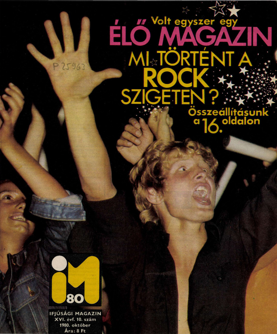 """Az Ifjúsági Magazin ellenben rendszeres fellépési lehetőséget adott a P. Mobilnak is az """"IM-esteken"""". A lap szervezte meg a magyar rocktörténet legendás koncertjét, a """"fekete bárányok"""" fellépését 1980. augusztus 23-án a Hajógyári-szigeten. A név csak utólag jött, de már a koncerten is voltak fekete bárányos transzparensek az aczéli három T """"tilt"""" kategóriájára utalva. Mint egy olvasói levélben """"Tünde"""" írta: """"Miért kell ezeknek a bandáknak az """"árnyékban"""" élni, és miért ők a """"fekete bárányok""""? Mert ők levetették az ósdi, elavult stílust, újat hoztak, őszinték, szókimondók?"""" Lóriékon kívül a Beatrice és a nagyközönség előtt ekkor debütáló Bizottság lépett fel. Wahornékat Nagy Feró hívta előzenekarnak, rögtön 25 ezer ember elé, és az IM is bajban volt elsőre, hogy ez most komoly, vagy csak művészhülyülés. """"De végül is mi ez? Punk banda? Annál több. Igazi zenekar? Annál még kevesebb. Hangulatuk talán Frank Zappáéhoz hasonlítható leginkább, csak hát Zappa felkészültsége elképesztő"""" - írták. Az igazi szám azonban akkor is a Beatrice volt."""