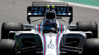 Rekordkorán jön a 2018-as Williams