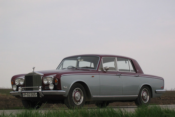 Rolls-Royce Silver Shadow 1965