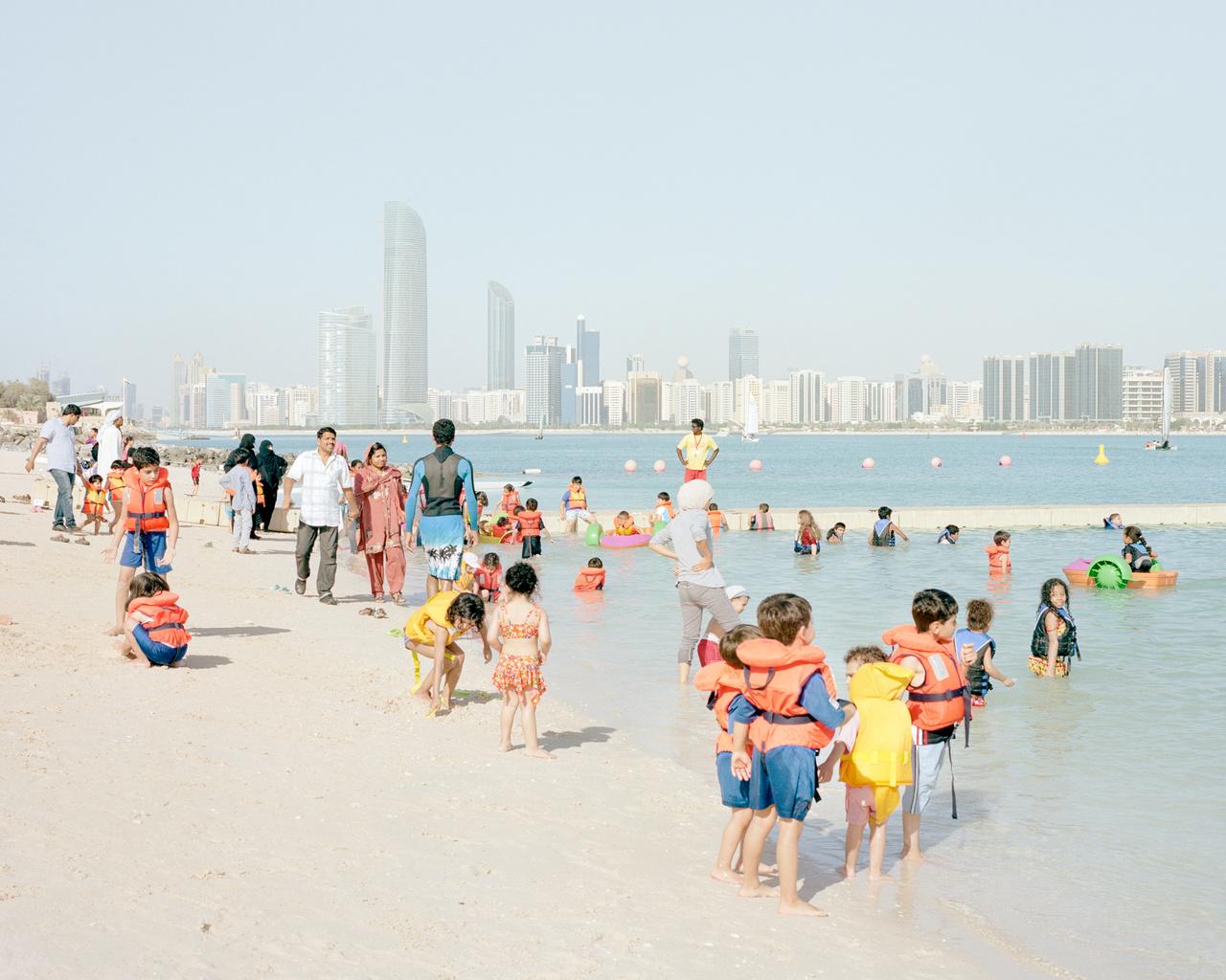 Abu Dhabi, EAE, 2013.