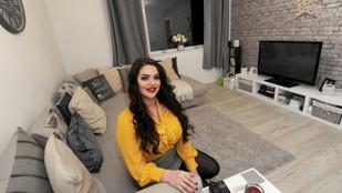 Ez a lány 20 évesen vett magának saját lakást, pedig nem is fitneszmodell az Instagramon