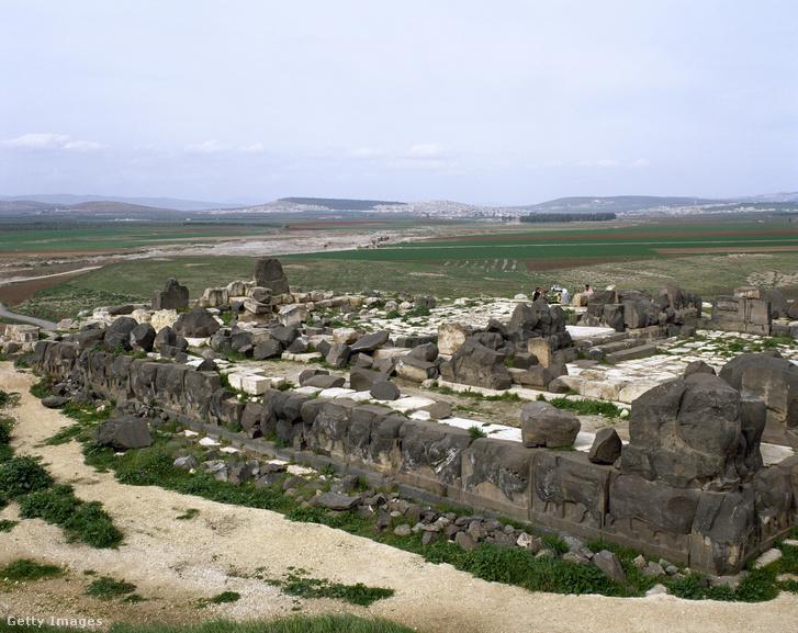Ain Dara romjai