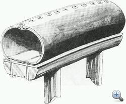 Thomson találmánya, a pneumatikus abroncs