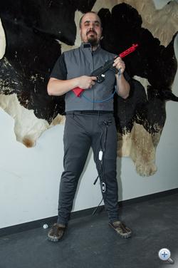 Mielőtt elvinne a divatrendőrség, fegyvert ragadok
