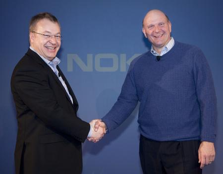 Széleskörű stratégiai megállapodást kötött a Nokia a Microsofttal.