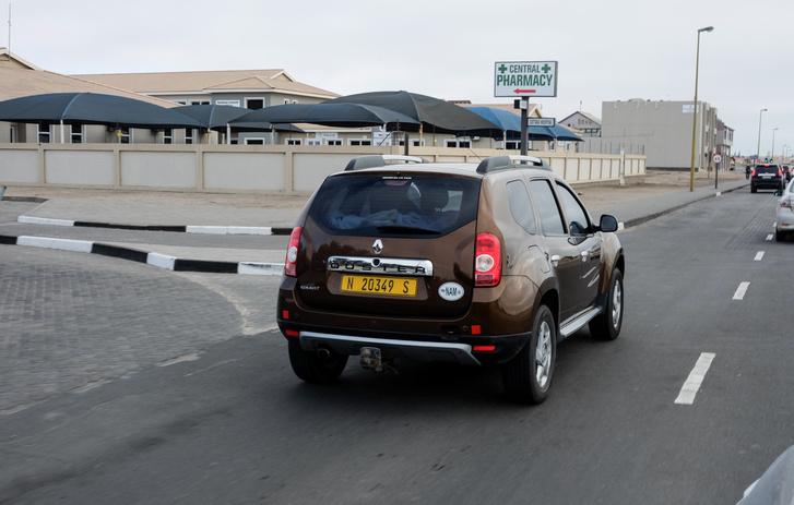 Az autókölcsönzők legújabb üdvöskéje a Renault Duster
