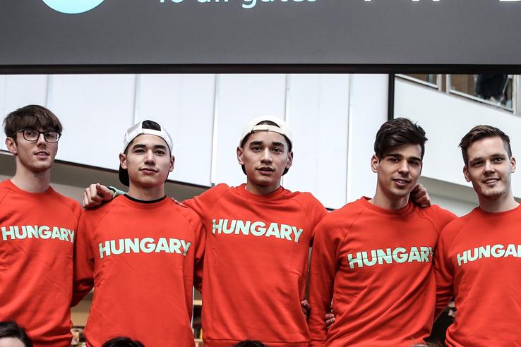 Magyarország, férfi váltó