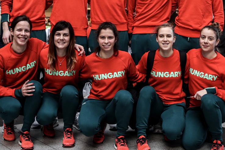 Magyarország, női váltó