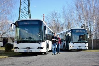 Tavaszra új buszokba ülhetünk