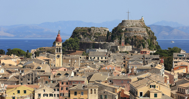 1920px-The Old Fortress and the Old Town of Corfu - September 20
