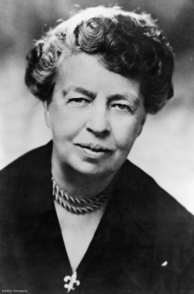 Eleanor Roosevelt valószínűleg leszbikus volt