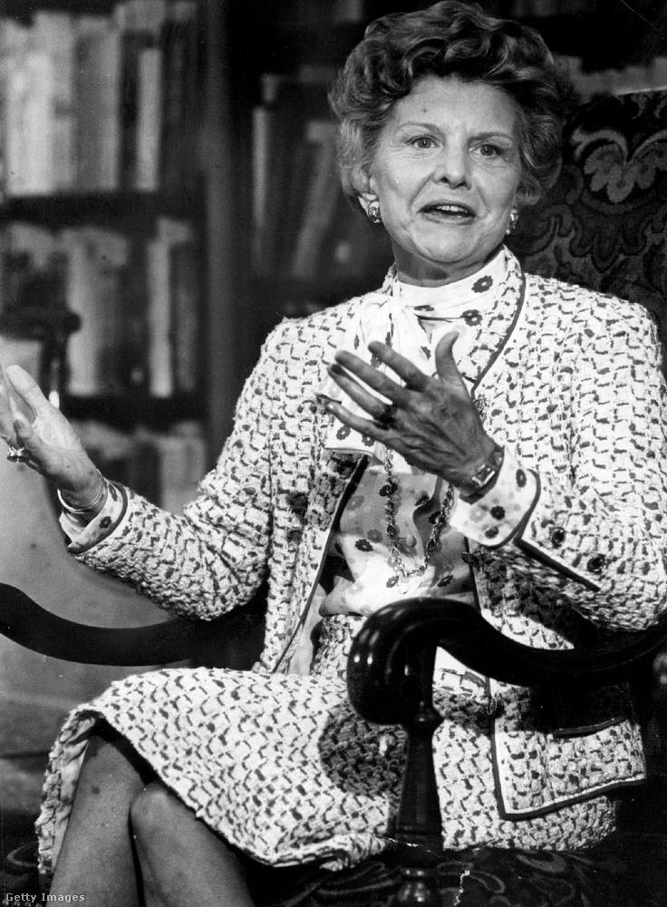 Betty Ford alkoholista és gyógyszerfüggő volt