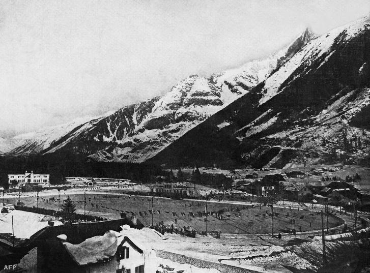 Chamonix, 1924