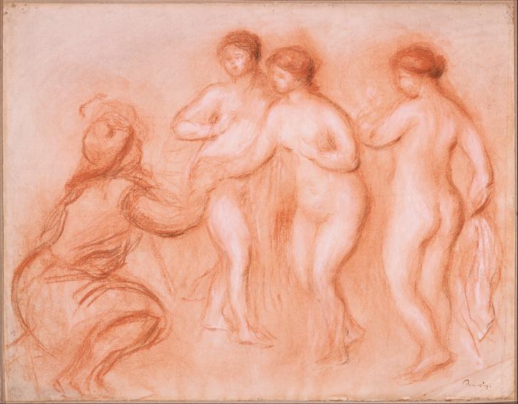 Pierre-Auguste Renoir - Paris ítéletet