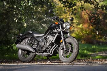 CMX500 Rebel Honda