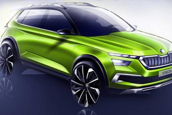 Újabb crossoveren dolgozik a Škoda