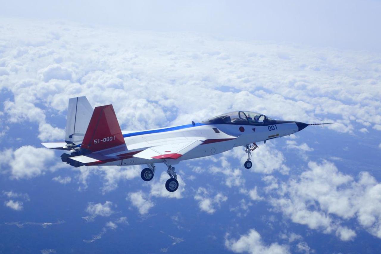 2016-ban repült először a Mitsubishi X-2 Shinshin, egy jövendőbeli könnyű japán lopakodó vadász kísérleti előképe. A fejlesztés jelenlegi állásáról nem sokat tudni.
