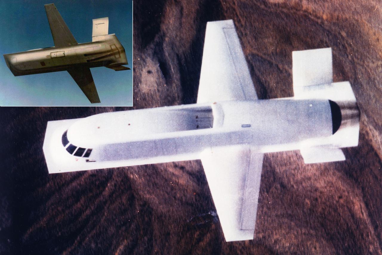 1982-ben repült először a Northrop Tacit Blue kódnevű lopakodó repülőgépe, amiből egy darab épült, és 1985-ig szolgált mint technológiai demonstrátor. A finoman szólva is különleges felépítésű repülőgép rendkívül instabil, nehezen repülhető volt, ennek ellenére 135-ször szálltak fel vele tesztpilótái, és összesen 250 órát repültek vele.