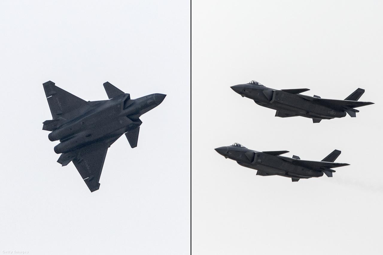 2011-ben szállt föl először a kínai Csengdu J–20 ötödik generációs, két hajtóműves, lopakodó harci repülőgép. Az F-22 Raptor riválisának szánt repülőgép 2016-ban mutatkozott be egy kínai légishow-n, eddig nyolc prototípus épült belőle, ezekből hat szolgálatba is állt a légierőnél, és állítólag húsz darab építése folyamatban van.