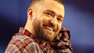 Nahát, kivel táncol új klipjében a favágószexuális Justin Timberlake!