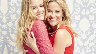Reese Witherspoon: semmi sem fogható a lányom iránt érzett szeretetemhez