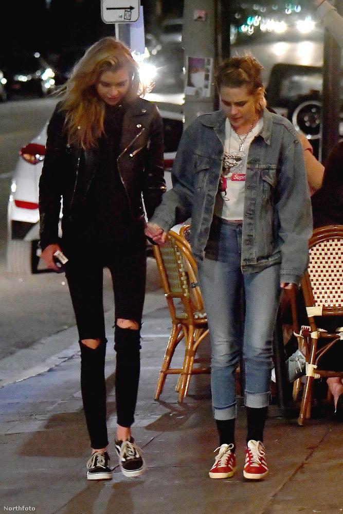 Kristen Stewart nagykából két éve döntött úgy, hogy a grillsajt után jöhet a második, és a férfiak után nőkkel is szeretne randizni