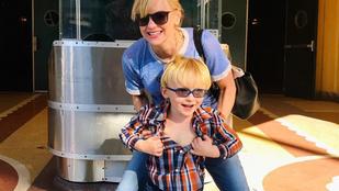 Anna Faris és Chris Pratt kisfia még csak 5 éves, de már nagyon sokat szenvedett