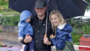 Michael Bublé és felesége a harmadik gyereküket várják