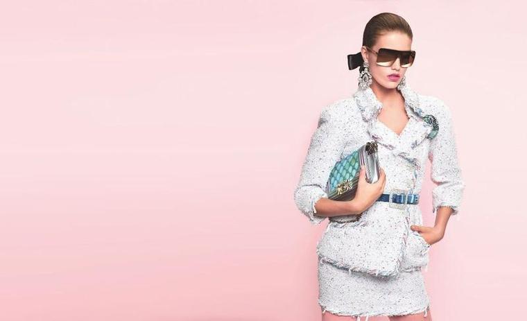 A Chanel kampányt természetesen idén is Karl Lagerfeld lőtte.