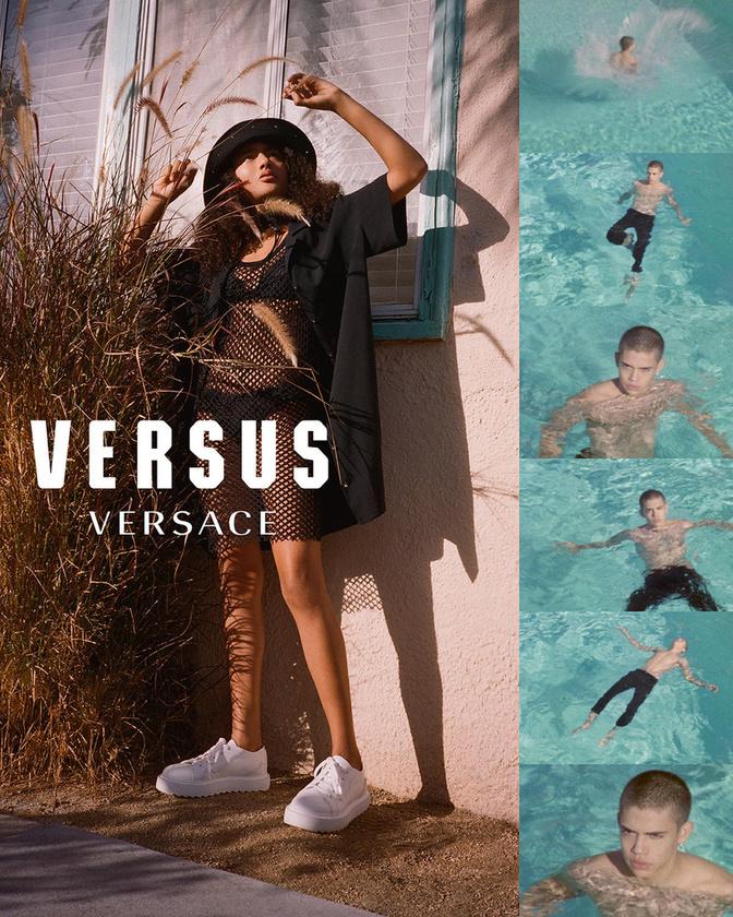 A Versus Versace is várja már a strandszezont.