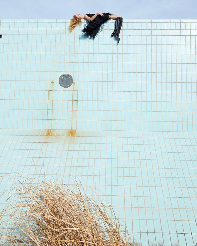 Egy alternatívabb strand hangulat a Céline-től
