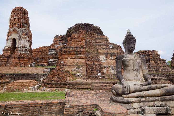 Ajutthaja Vat Mahathat templom