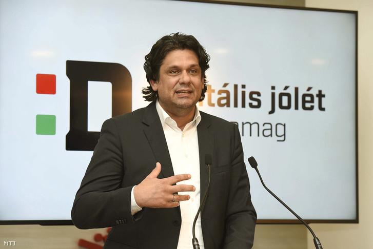 Deutsch Tamás a Digitális Jólét Programért felelős miniszterelnöki biztos
