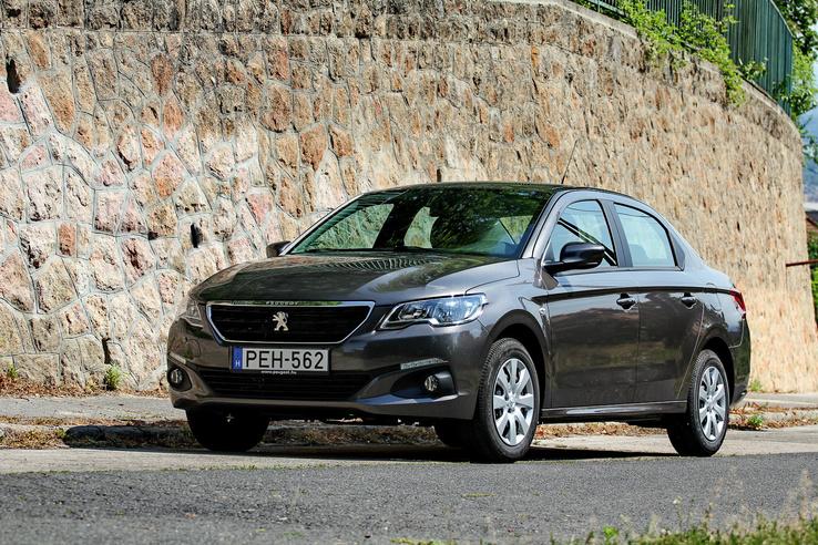 A Peugeot 301 a tavalyi modellfrissítés után kifejezetten vonzó megjelenést öltött