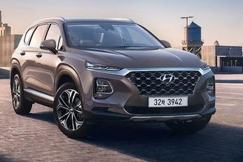 Megmutatták az új Hyundai terepjárót