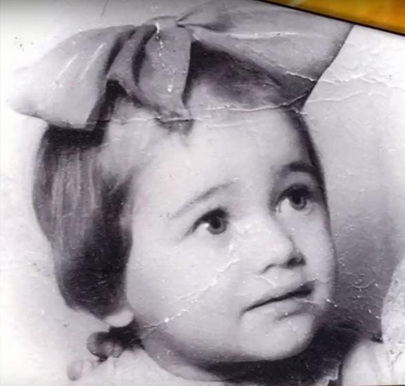 Kállai Bori talán már itt is tudta, minden vágya, hogy színésznő legyen.