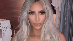 Kim Kardashian 2,5 milliárd forintot keresett 4 nap alatt