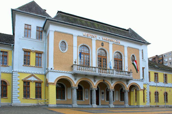 A kispesti Polgármesteri Hivatal