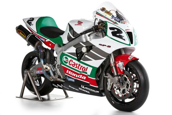 Colin Edwards Honda VTR1000 SP2-ese