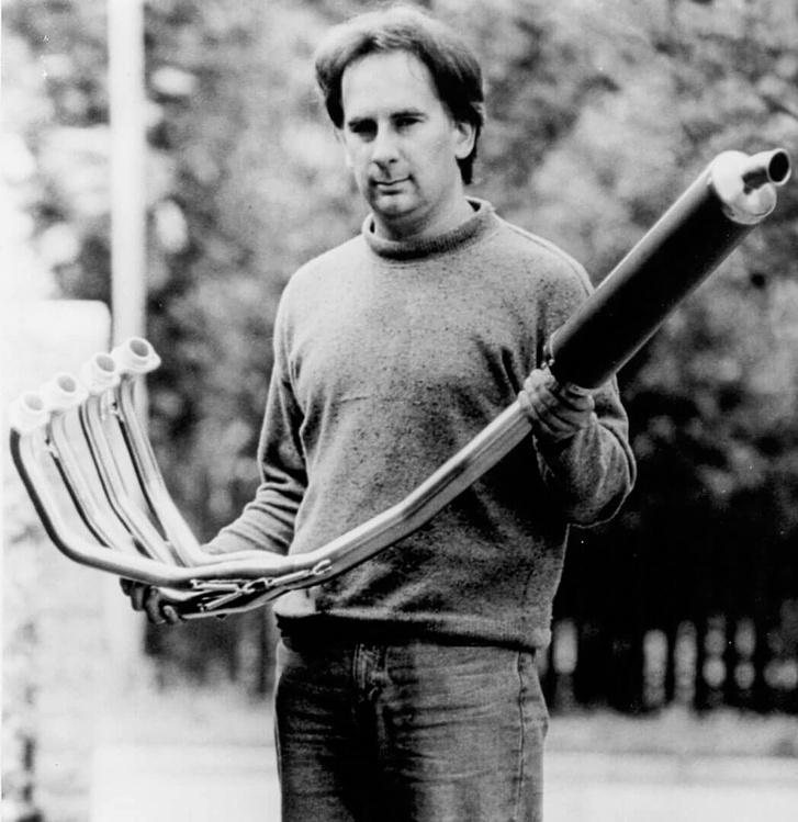 Igor Akrapovic 1991-ben