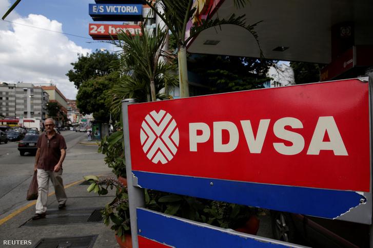 A PDVSA az ország olajvállalata