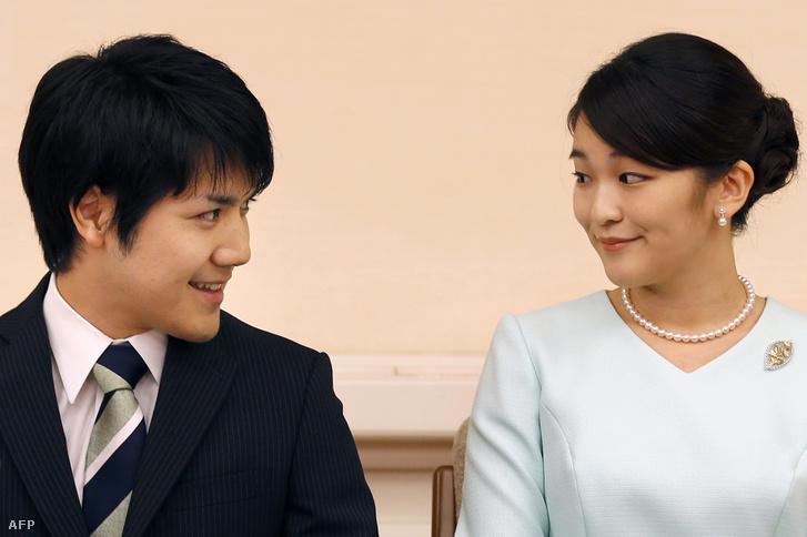 Kumoro Kei és Mako hercegnő
