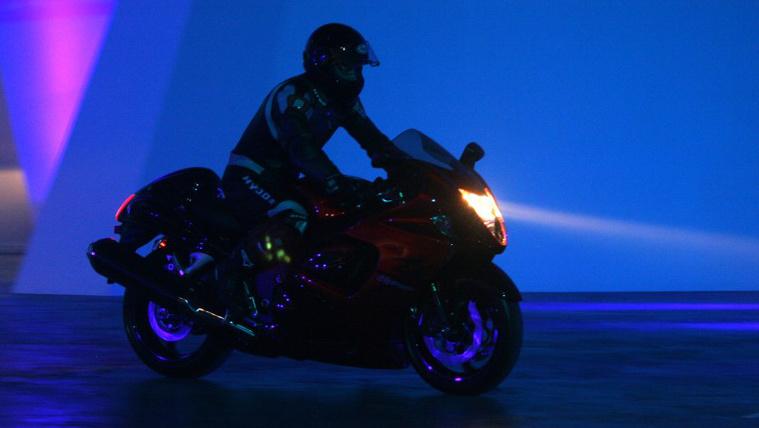 A 2008-as Hayabusa bemutatója, azóta sem történt érdemi változtatás