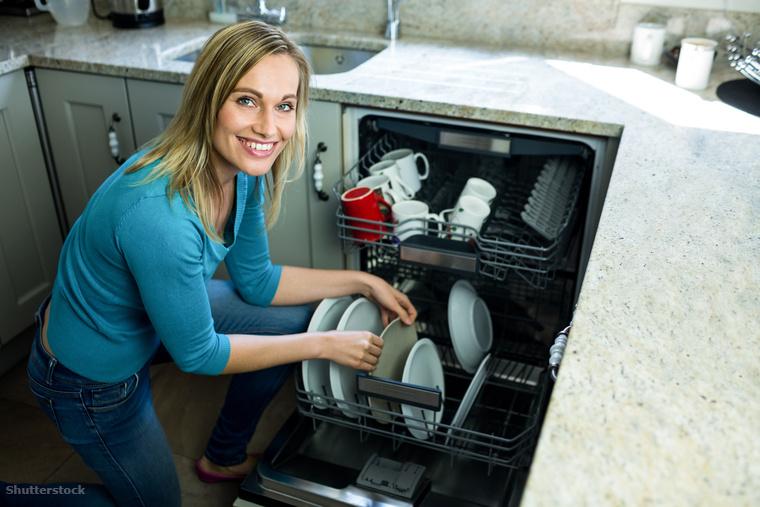 Rakd el a tiszta edényeket! Mert hiába nincs már velük dolgod, azért nyomasztó, ha tele van a mosogatógép vagy az edényszárító
